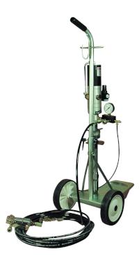 Airless Pumpe für 20L Eimer