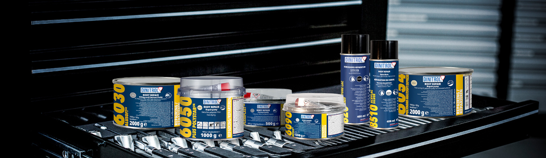 DINITROL Smart Repair Produkte