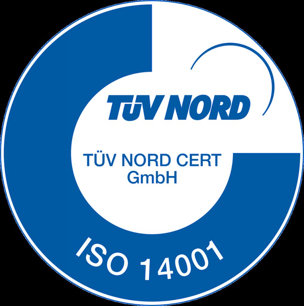 ISO14001 DINITROL