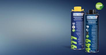 DINITROL umweltfreundliches 2-Schicht-Verfahren